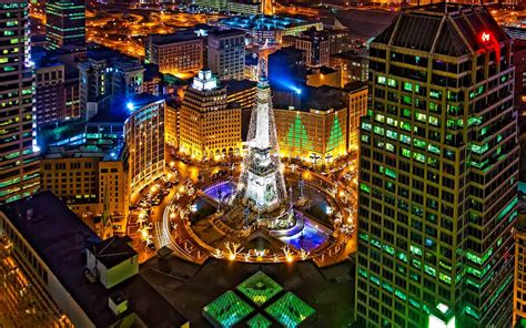 christmas tree lighting indianapolis the best trees in the united states travel leisure