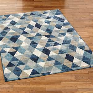 Geometric Area Rugs Nexus Triangle Geometric Area Rugs