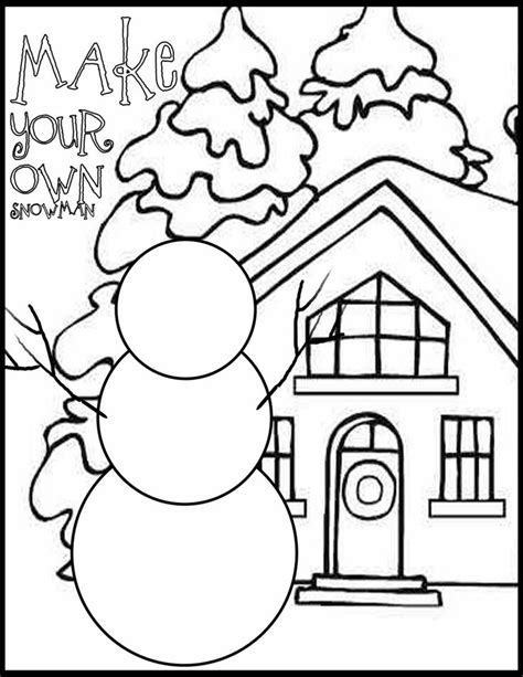 first grade winter coloring pageskids coloring pages