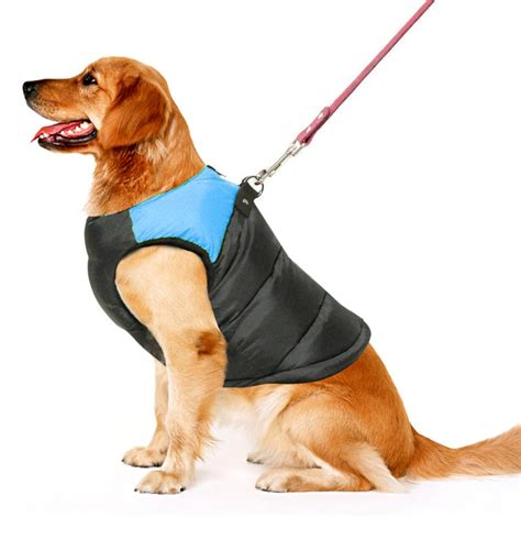 big dogs clothing winter clothes winter clothing large vest warm apparel pet clothes high