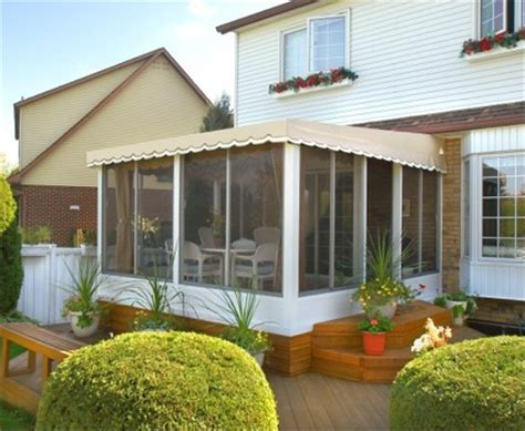 Sunsetter Awning Instructions Retractable Patio Awnings Sunsetter Patio Covers Vinyl