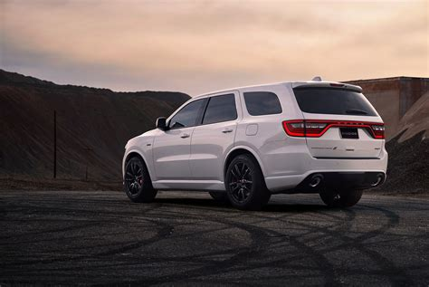 jeep durango 2018 2018 dodge durango srt becomes most powerful three row suv