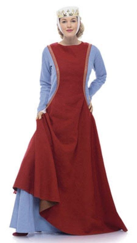 pattern medieval dress medieval cutaway surcoat pennsic pinterest and