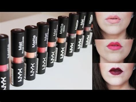 Nyx Lipstick Rp aruni shop surabaya your best shopping partner