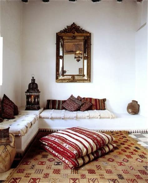 Coussins Decoratifs Pour Canape by Le Salon Marocain De Quot Mille Et Une Nuits Quot En 50 Photos