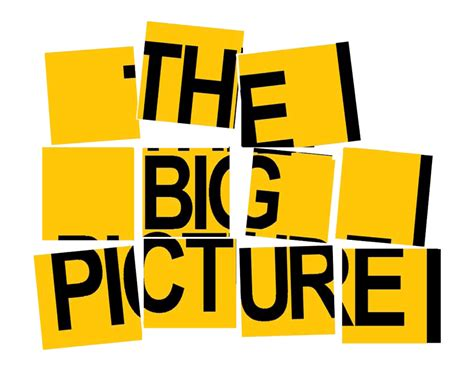 the big picture team building on the mark the learning experience company inc