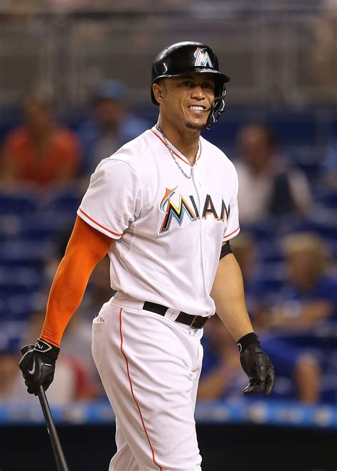 jean swing face who is replacing giancarlo stanton in the all star game
