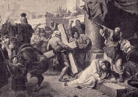 Bilder Lebenslauf Jesus Evangelium Nach Johannes Kapitel 19 17 24 Jesus Auf Dem Kreuzweg Und Seine Kreuzigung Es