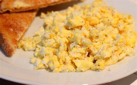 scrabbled egg scrambled eggs slice dice