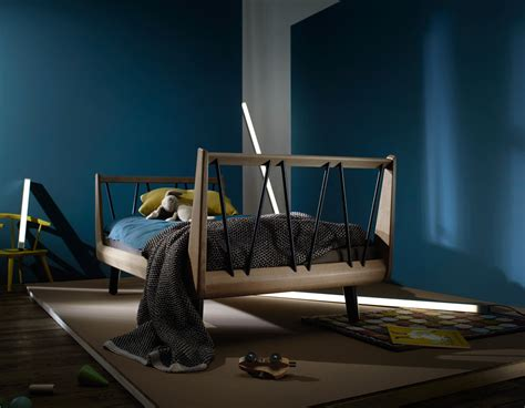 design milk bed uuio gives a new spin on a child s bed design milk