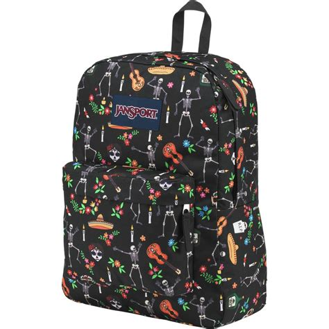 Tas Jansport Superbreack Day Of The Dead jansport superbreak 25l backpack backcountry