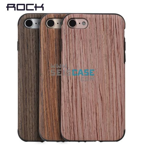 New Original Rock Wood Series Kayu Keren For Iphone 5 5s Se 6 6s rock origin grained wooden series sh end 4 28 2019 6 23 pm