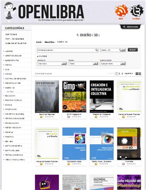 libreria on line gratis librer 237 a de libros libres y gratuitos sbs