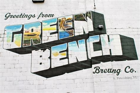 green bench brewing company in the community counsel for life leavenlaw