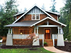 Craftsman Cottage The Manzanita Bungalow Company