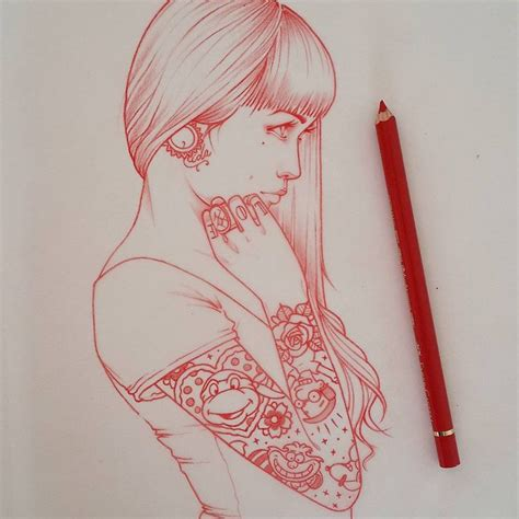 tattoo sketches instagram and now with tattoos rik lee art i love pinterest