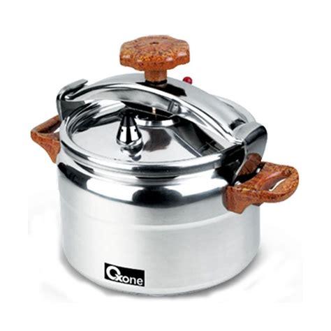 Oxone Pressure Cooker 4 Liter jual oxone alumunium pressure cooker 4 liter ox 2004