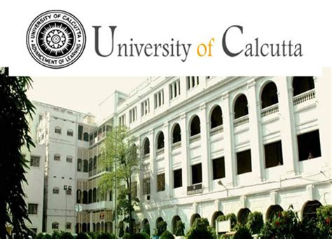 Mba In Journalism Eligibility by Of Calcutta Llm Admission 2016 Notification