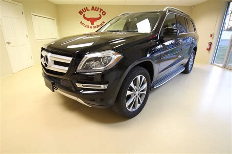 Mercedes Gl450 For Sale by 2014 Mercedes Gl Class Gl450 4matic Stock 17075 For