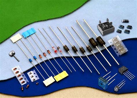 types de diodes caract 233 ristiques et pannes des composants 233 lectroniques