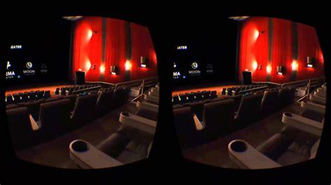 virtuality conference digital cinema virtual reality oculus cinema virtual reality is now a more social
