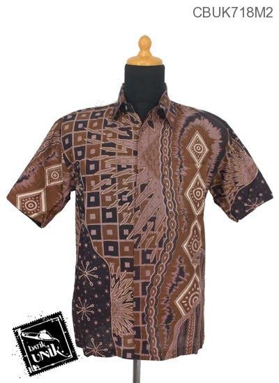 Atasan Wanira Motif Bati Terbaru Dari Inficlo Dgn Harga Dijakinmurah baju batik kemeja motif surya tenggelam kemeja lengan pendek murah batikunik