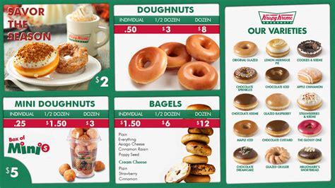Krispy Kreme Doughnuts Menu Related Keywords Krispy Kreme Doughnuts Menu Long Tail Keywords Krispy Kreme Powerpoint Template