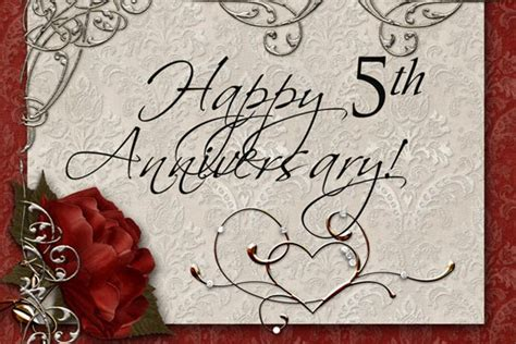 5th Wedding Anniversary Quotes To by 5 Year Wedding Anniversary Quotes Quotesgram