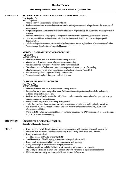 Ultrasound Application Specialist Cover Letter by Ultrasound Applications Specialist Records Management Specialist Sle Resume