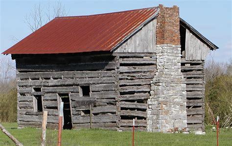 Log Cabin Barns by Log Barn Cabin Rural Tennessee Farm Log Barn Near