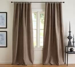 Silk Dupioni Curtains Dupioni Silk Pole Pocket Drape Pottery Barn