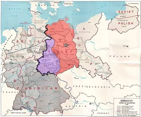 map of east germany did west germans and east germans each others when