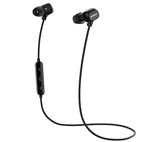 comfort earbuds get free shipping on mpow bluetooth headphones wireless