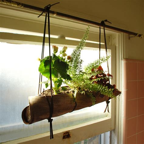 16 unique indoor and outdoor hanging planter ideas