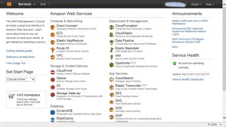 aws web console cloud conversations aws ebs glacier and s3 overview