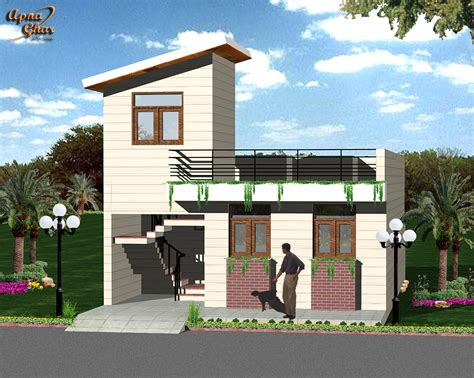 front side indian house design home design and style