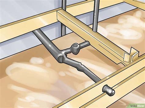 installare una vasca da bagno 4 modi per installare una vasca da bagno wikihow