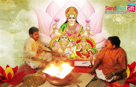 How to Celebrate Dhanteras with Family?   SendBestGift.com