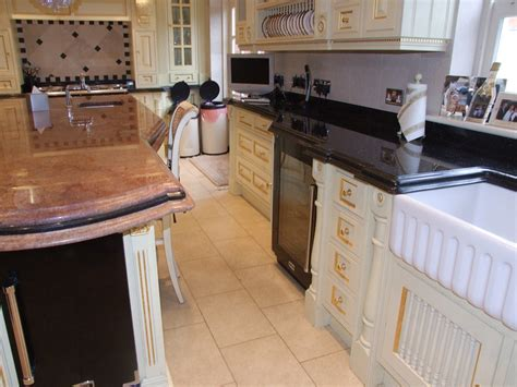 Bespoke Handmade Kitchens - interiors bespoke handmade kitchen