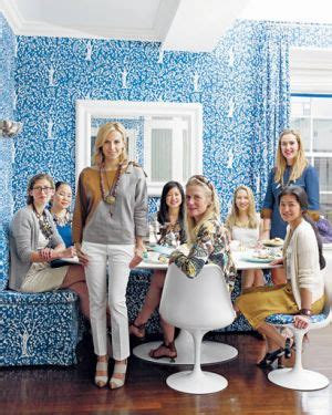 Famous Folk At Home Tory Burch In Her Manhattan Apartment | famous folk at home tory burch in her manhattan apartment