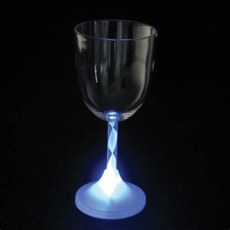 light up barware light up wine glass wholesale