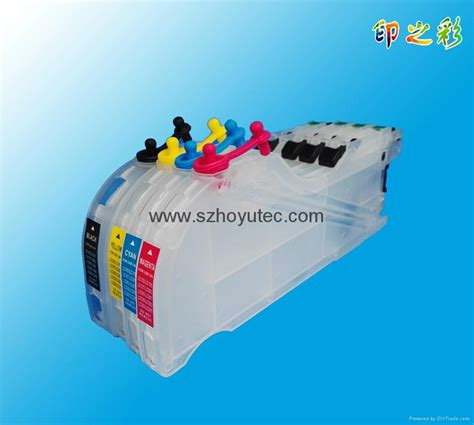mfc j200 reset newest refill ink cartridge with chip lc261 for brother