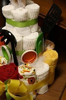 dish towel bridal shower cake 18 best images about kitchen tea gifts on