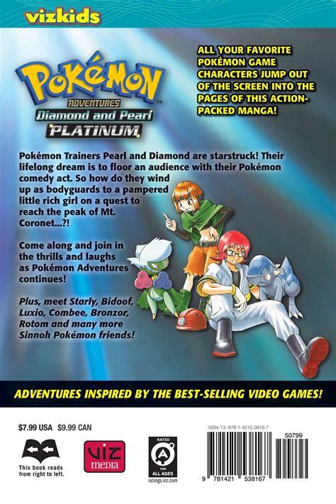Adventures And Pearl Platinum Vol 7 pok 233 mon adventures and pearl platinum vol 1