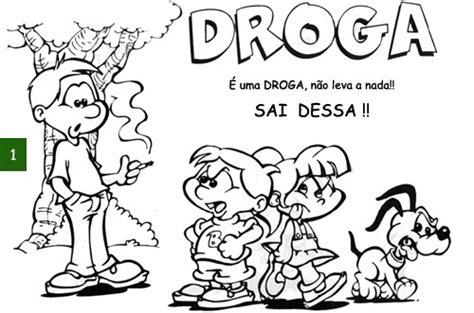 imagenes para pintar sobre la droga blog crie projetos atividades did 225 ticas drogas