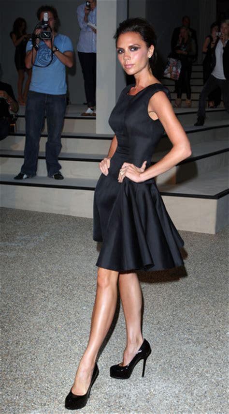 Mrs Beckham Looks Cool In by Beckham Platform Pumps Inspiration