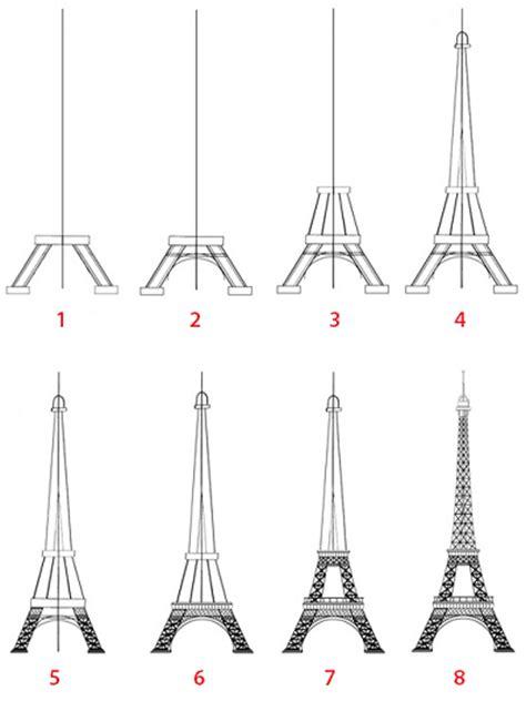 Dessin Tour Eiffel 233 Par 233 Dessin Tour Eiffel Eiffel Et Tour