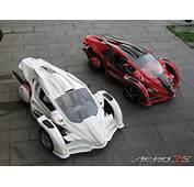 Dream Cars Part 2 The AERO 3S T Rex