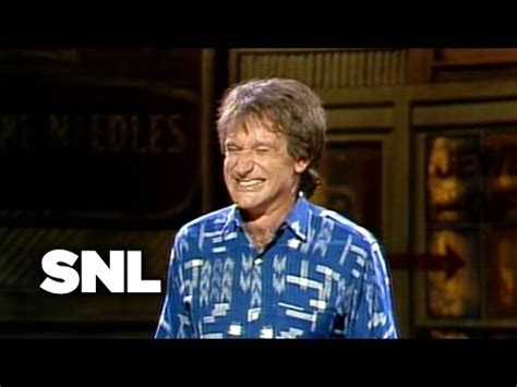Will Quotes Robin Williams Monologue by Robin Williams Monologue Stand Up Saturday Live