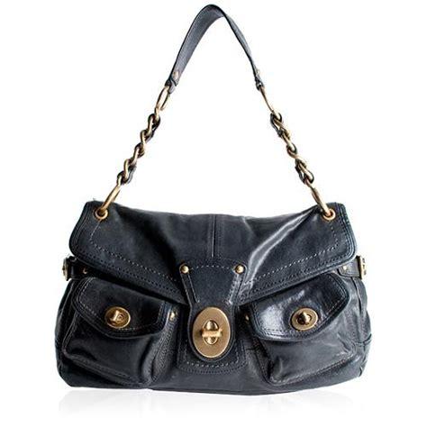 Marc Leigh Handbag by Coach Legacy Leather Leigh Shoulder Handbag